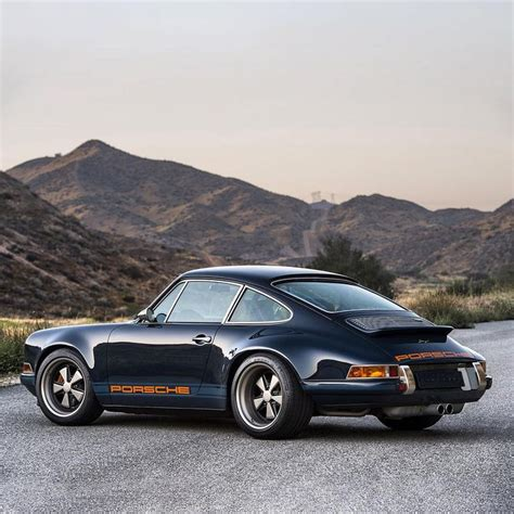 porsche singer black blue singer 911 pixshark com images galleries with