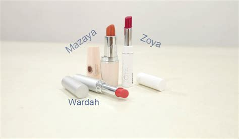 Lipstik Halal 3 lipstik lokal matte dari brand muslimah daily