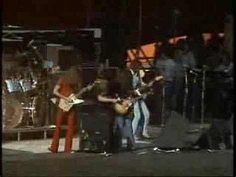 lynyrd skynyrd knebworth youtube workin for mca i aint the one lynyrd skynyrd 1976 youtube