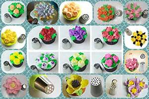 Home Decoration Online Store russian piping tips 49 pcs icing tips my kitchen store