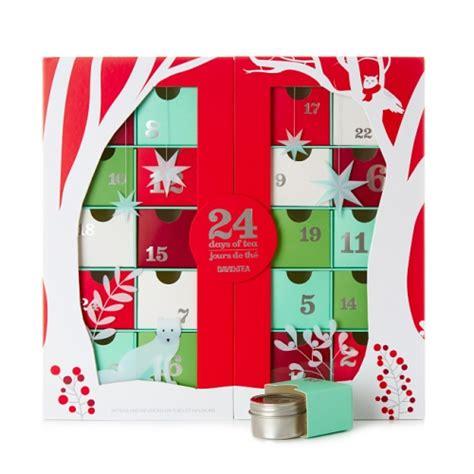 Tea Calendar Where To Buy Davidstea Advent Calendar For 2017 Now Available