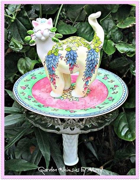 Garden Whimsies Yard Garden Whimsies By Painted Stuff