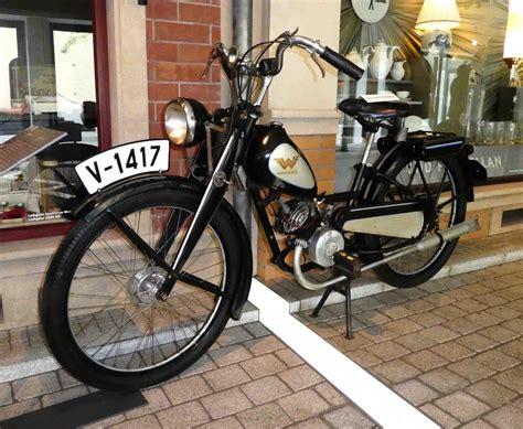 Wanderer Motorrad Modelle by Wanderer 12 As Damenrad Bj 1940 98 Ccm 2 25 Ps