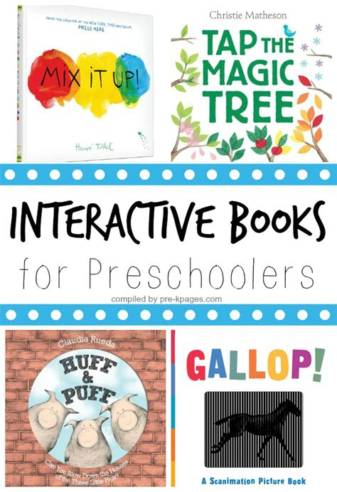 interactive picture books interactive books for preschoolers