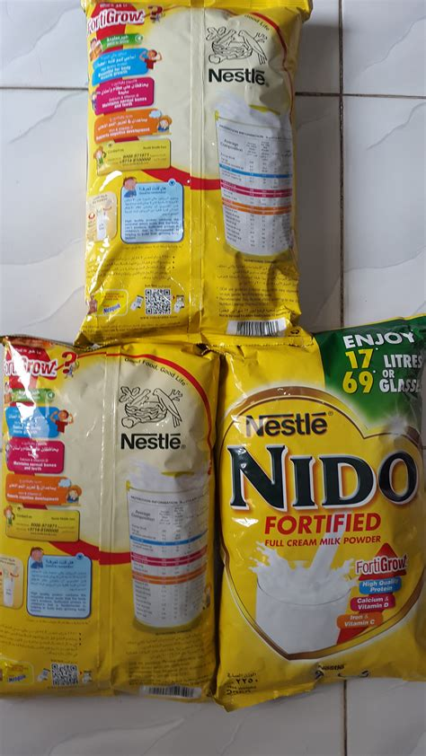 Klim Nestle Made In jual nido nestle import made in uea grosirvitamin