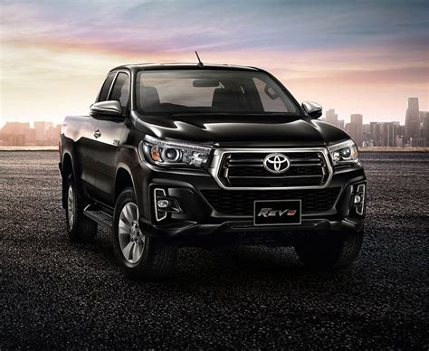 toyota th toyota hilux goes to thailand for a rugged facelift