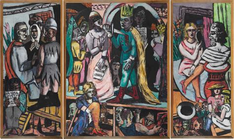 Titanic by Exhibitions Max Beckmann Exhibition Harvard Art Museums