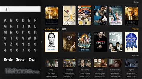 Plex Home Theater Plex Home Theater 1 4 1 469 For Windows