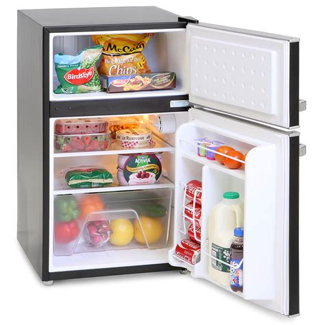 under cabinet fridge freezer montpellier mab2030k r mini retro fridge freezer undercounter