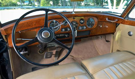 Rolls Royce Silver Cloud Interior by Model Masterpiece Rolls Royce Silver Cloud Premier Financial Services