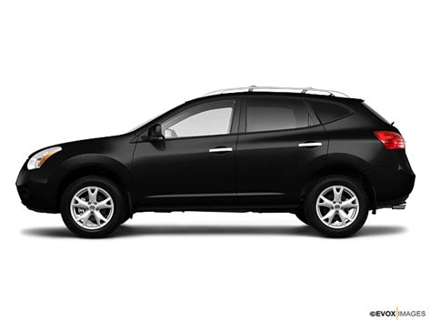 black nissan rogue 2010 2010 nissan rogue black 200 interior and exterior images