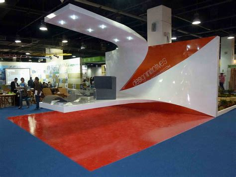 booth design architecture gallery of expo booth design initiatives 7