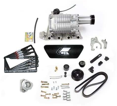 honda civic type r fn2 supercharger system