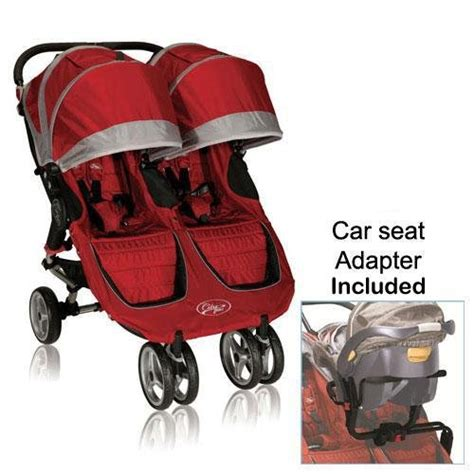 city mini stroller car seat adapter peg perego baby jogger 12236 city mini stroller in crimson