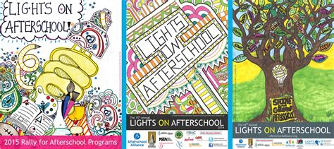 lights on after lights on afterschool poster contest deadline extended