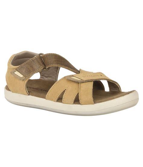 Sandal Camel woodland gd 1889115 camel sandals price in india buy