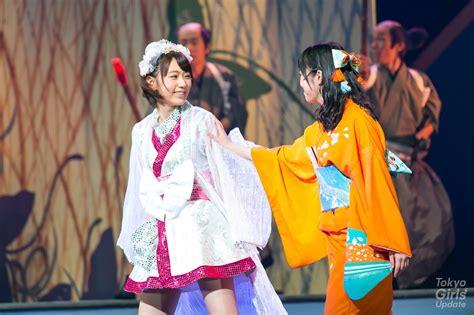 Photo Sashihara Rino Hkt48 38 48group photo tanuki soup opening day of hkt48