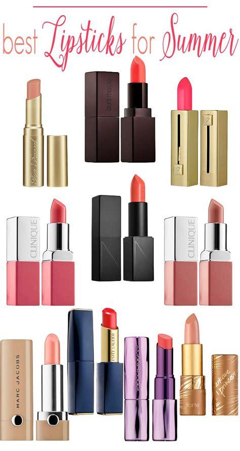8 Lipsticks For Summer by 1000 Ideas About Summer Lipstick On Lipstick
