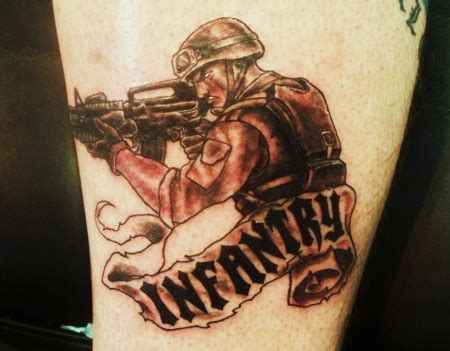 army infantry tattoos army tattoos designs ideas and meaning tattoos for you