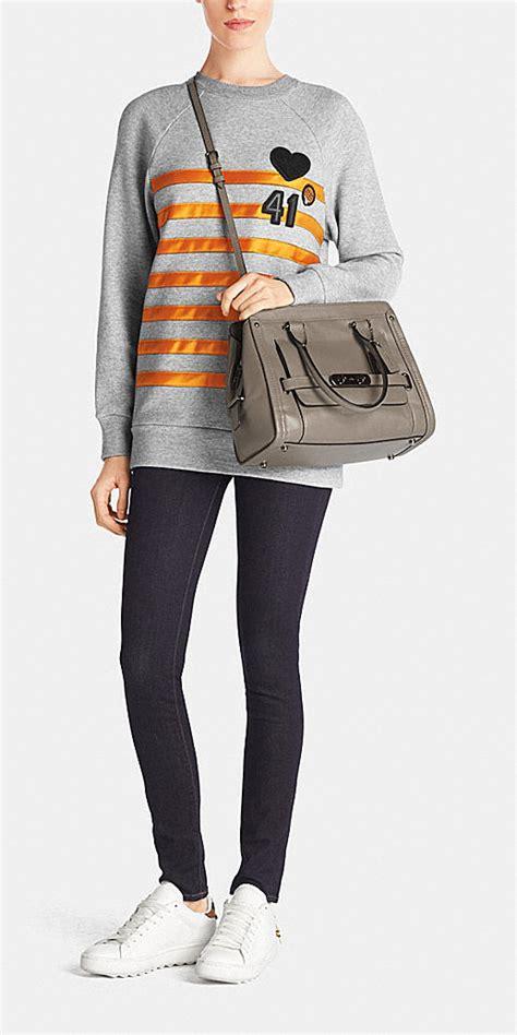 Coach Swagger 6675 2 An coach designer handbags coach swagger frame satchel in