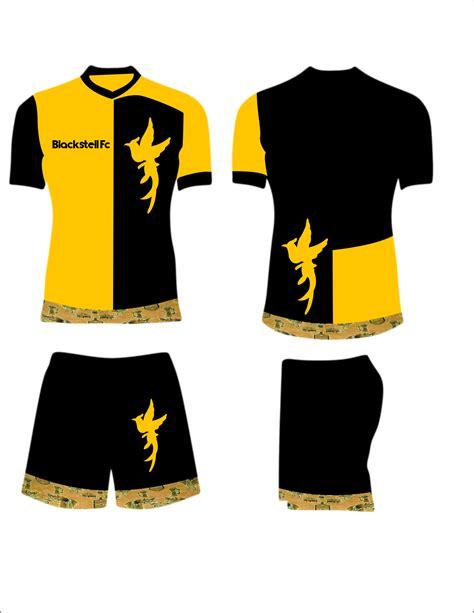 Kaos Pria Motif Macan desain jersey futsal vector sribu desain seragam kantor