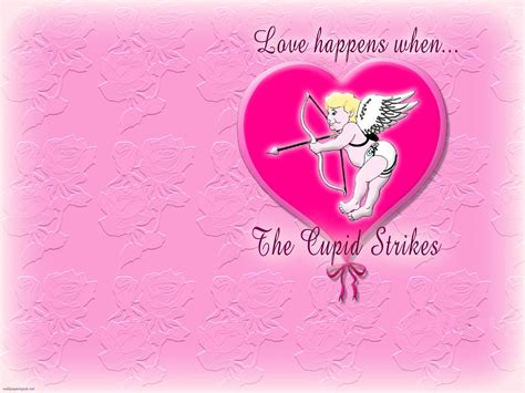 cupid valentines day valentines day cupid wallpaper high definition high