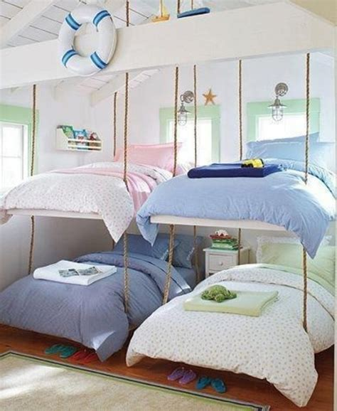 suspended bed kids rooms pinterest 9 cool suspended beds for a kids bedroom kidsomania