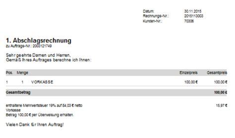 Rechnung Privatperson Pflicht 4 Personalisieren Tutorial Rechnung Bar Bezahlt Auswaehlenjpg Produktzeilen In Der Der