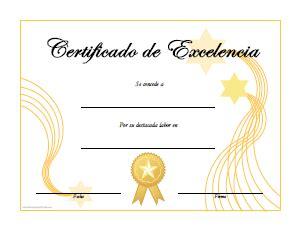 certificados de reconocimiento en blanco newhairstylesformen2014com diplomas de excelencia para imprimir tarjetas