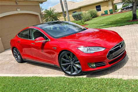 Tesla Model S South Africa Electric Vs Fossil Fuel The Car South Africa