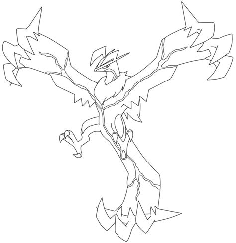 learn how to draw yveltal from pokemon pokemon step by pin beyblade desenhos para imprimir pintar e colorir on