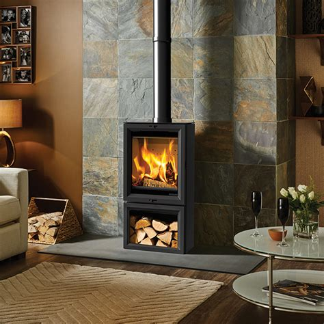 Fuel Burning Fireplaces View 5t Midline Wood Burning Multi Fuel Stove Buy From Vfs