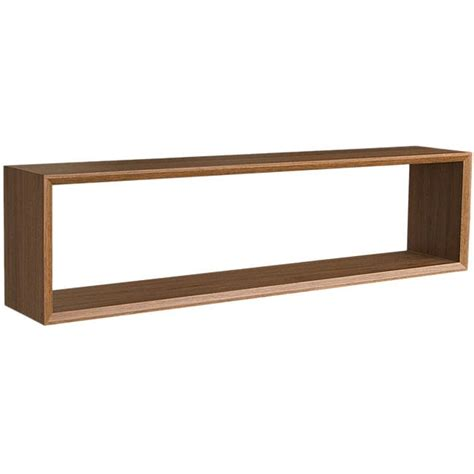 Rectangular Floating Shelf by Cubes Rectangle Floating Shelf Free Shipping Today Overstock 11527566