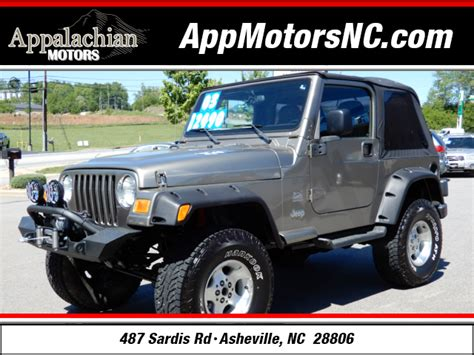 jeep dealership asheville nc cars for sale at appalachian motors in asheville nc