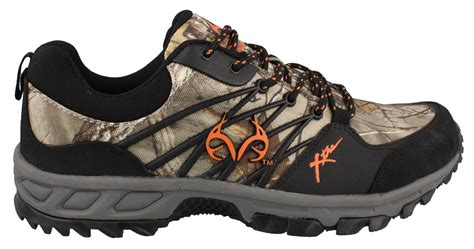 s realtree outfitters bobcat hiking sneaker mens