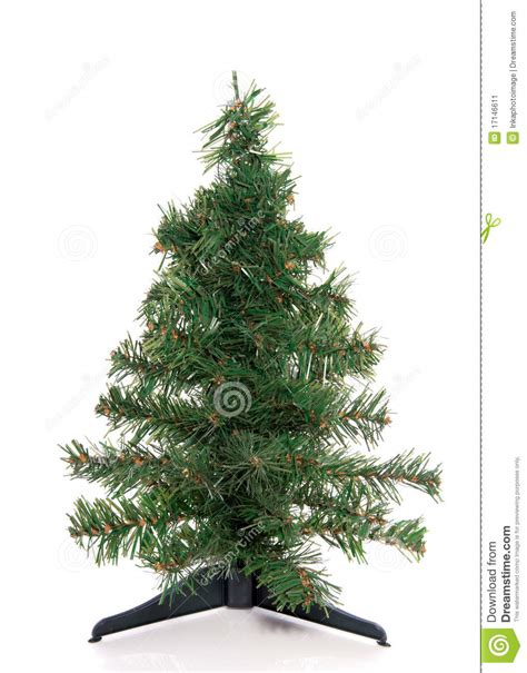 an empty green christmas tree stock image image 17146611