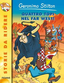 Topi D 1 Al Munawwir quattro topi nel far west di geronimo stilton libri