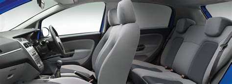 Fiat Punto Interior Accessories by Buy Fiat Punto Diesel Petrol Cars In India