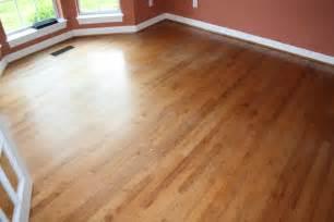 refinish hardwood floors time required to refinish