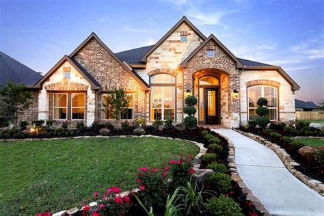 popular dream house exterior design ideas