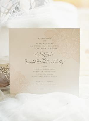 letterpress wedding invitations cincinnati classic cincinnati wedding elizabeth designs the
