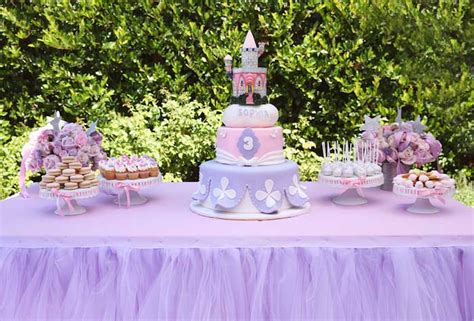 Karas Party  Ee  Ideas Ee   Disney Pri Ess Themed  Ee  Birthday Ee   Party