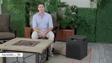 propane tank hideaway table ember propane tank hideaway table product review