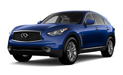 infinity car blue infiniti qx70 reviews infiniti qx70 price photos and