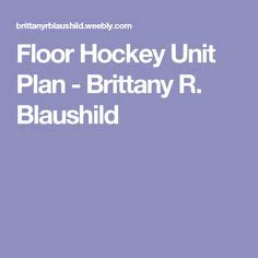 Floor Hockey Lesson Plan   the whole child a well rounded approach to education