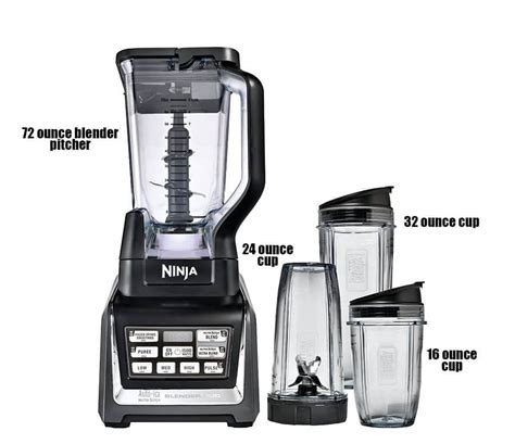 Blender Jumbo nutri vs nutribullet battle of the compact blenders