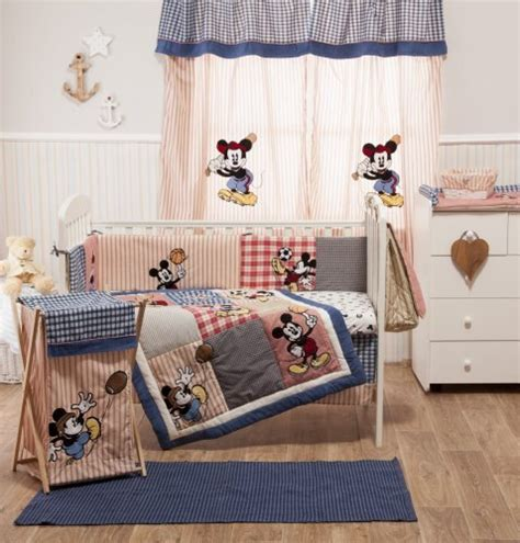 mickey mouse crib bedding mickey mouse nursery bedding and decor