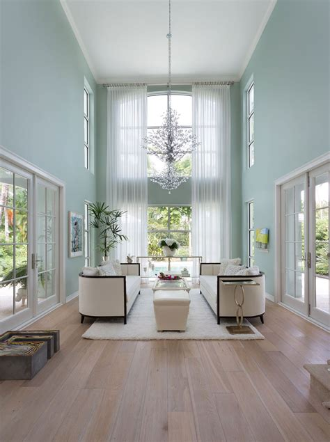 high ceiling rooms  decorating ideas   high