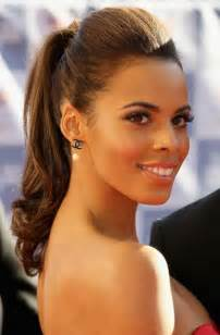ponytail hairstyles cute ponytail hairstyles