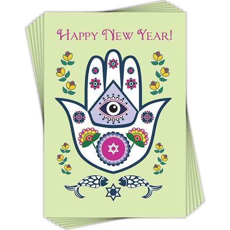 new year card uk new year cards 6 pack davora greeting cards